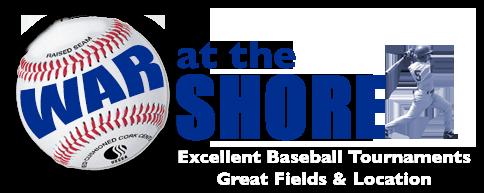 War at the Shore Baseball Tournaments | East Lyme, CT